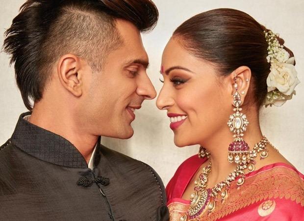 Bipasha Basu shares unseen wedding video on fourth anniversary with Karan Singh Grover