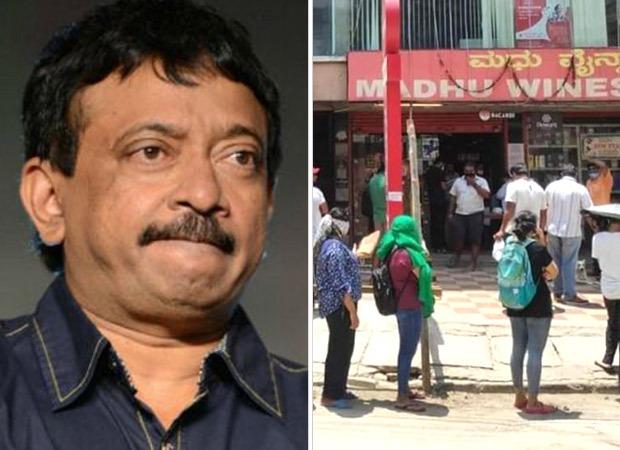 Ram Gopal Varma gets slammed for his sexist comment on women purchasing liquor