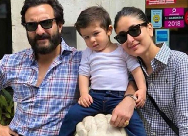 Kareena Kapoor, Saif Ali Khan And Taimur Ali Khan imprint Quarantine 2020 for life