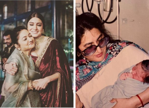 Mother's Day 2020: Anushka Sharma, Sanjay Dutt, Sara Ali Khan and other Bollywood celebs shower love on their mothers