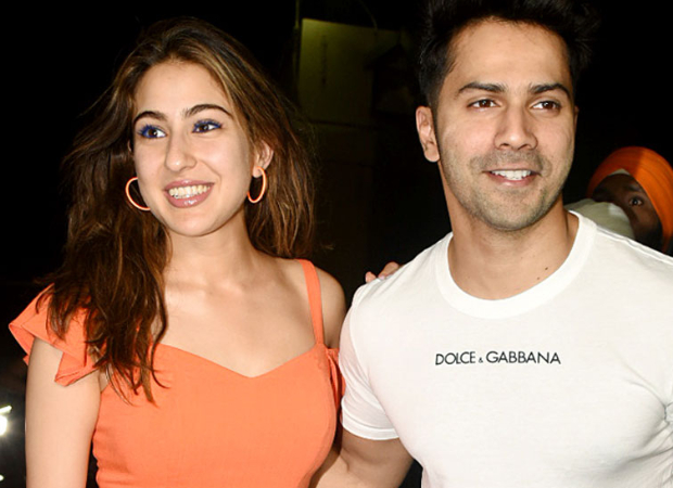 "WATCH: ""I had one of my best experiences so far working with him,"" says Sara Ali Khan on working with Varun Dhawan"