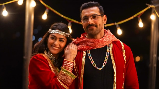 Batla House pair John Abraham and Mrunal Thakur reunite for music video 'Gallan Goriyan'