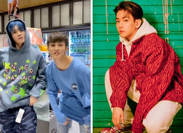 NCT 127 members Taeyong and Mark slay EXO's Baekhyun's 'Candy Challenge'