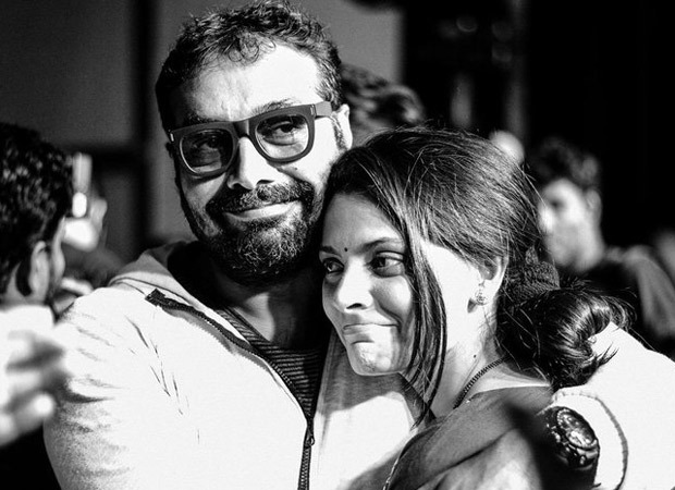Saiyami Kher thanks Choked director Anurag Kashyap for making her believe in herself again