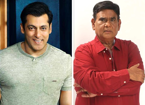 Salman Khan to recite a poem in Satish Kaushik's Kaagaz