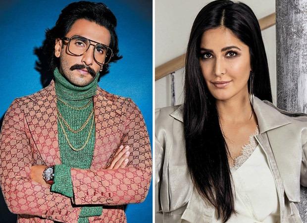 Ranveer Singh and Katrina Kaif to team up for Zoya Akhtar's gangster drama?