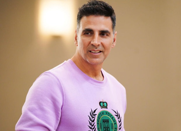 """""""It was a different feeling,"""" says Akshay Kumar on shooting during the lockdown"""