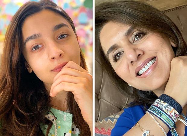 Alia Bhatt calls Neetu Kapoor her inspiration as she wishes the latter on her birthday