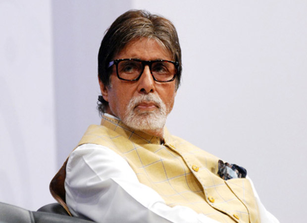 Amitabh Bachchan expresses his gratitude for healthcare workers as he gets COVID-19 treatment