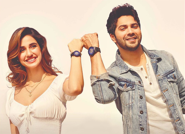 Disha Patani becomes the new face of Fossil watches along with Varun Dhawan