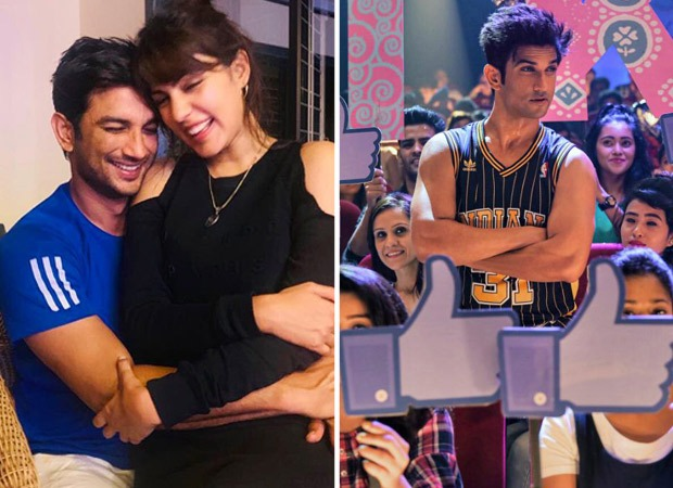 """I will celebrate you and your love"", says Rhea Chakraborty on Sushant Singh Rajput starrer Dil Bechara releasing today"