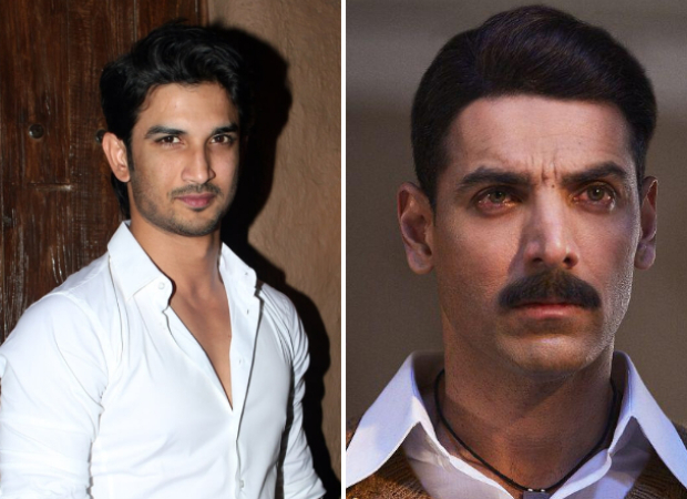 Here's why Sushant Singh Rajput was replaced by John Abraham in Romeo Akbar Walter (RAW)