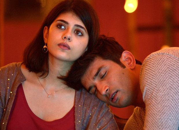 Sanjana Sanghi shares her favourite moment from the sets of Dil Bechara with Sushant Singh Rajput