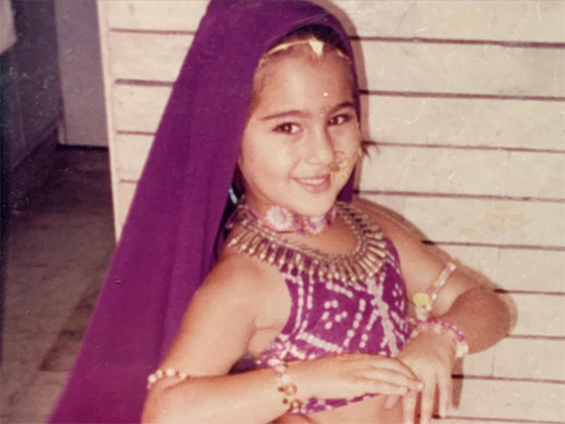 Sara Ali Khan looks adorable in lehenga choli in these throwback photos