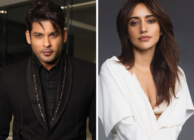 Sidharth Shukla and Neha Sharma to feature in a new music video, watch behind-the-scenes video