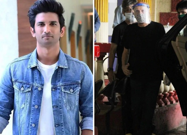 Sushant Singh Rajput Death: Mahesh Bhatt records his statement at Santacruz Police station in Mumbai