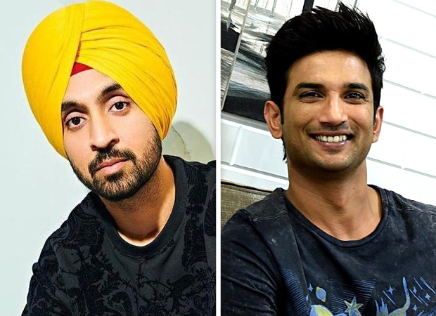 Diljit Dosanjh calls Sushant Singh Rajput a 'Jaandaar banda'; feels Dil Bechara should have been released in theatres