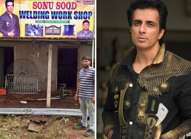 Migrant worker airlifted by Sonu Sood names his shop after the actor