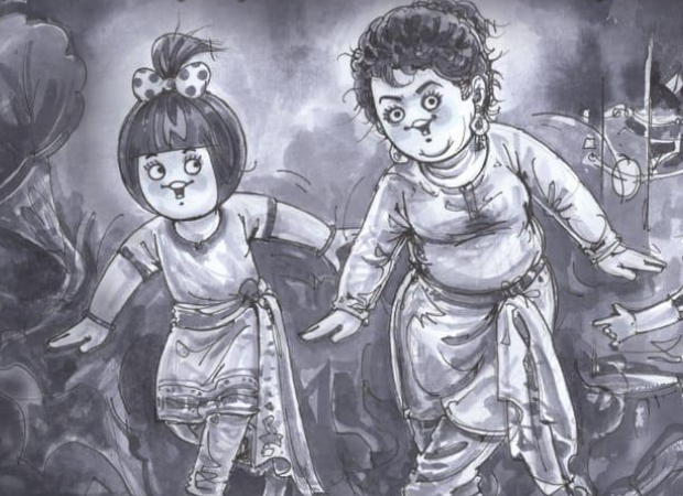 Amul India pays a fitting tribute to the Mother of Dance- Saroj Khan