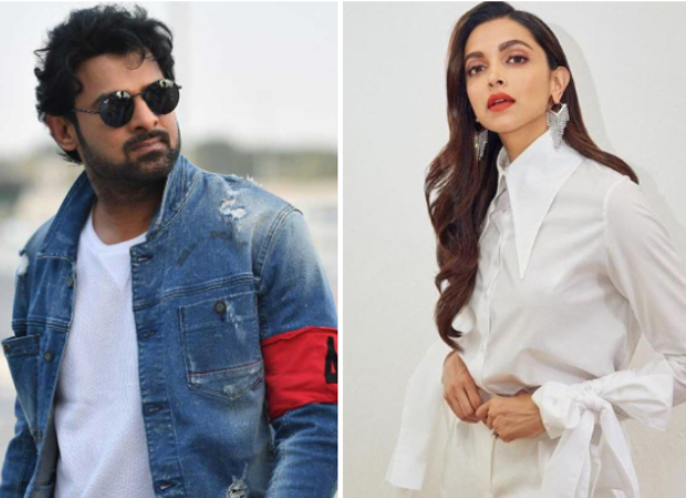 BREAKING: Prabhas and Deepika Padukone to share screen for the first time