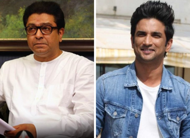 Raj Thackeray clarifies that his party is not involved in an controversies related to Sushant Singh Rajput