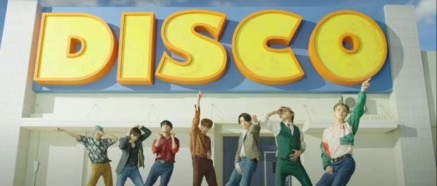 BTS bring back disco era in the vibrant 'DYNAMITE' teaser