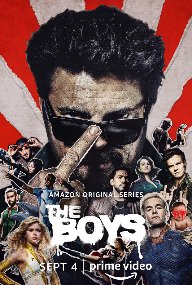 Final trailer of The Boys is pretty insane, raises some interesting questions
