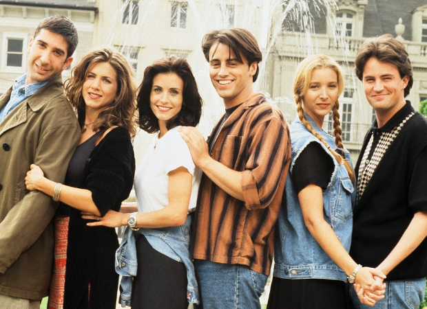 Friends reunion taping delayed again amid COVID-19 pandemic