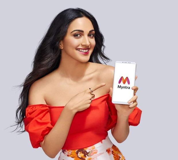 Kiara Advani is the new brand ambassador of Myntra