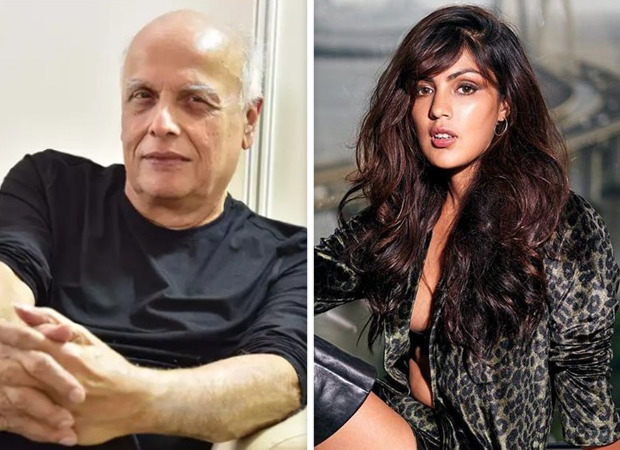 Mahesh Bhatt, Rhea Chakraborty's father declared co-conspirators by random commentator; legal action being taken