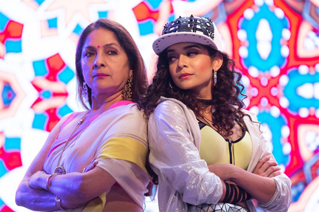 Neena Gupta to groove on a peppy track 'Aunty Kisko Bola' with Mithila Palkar in Netflix's Masaba Masaba