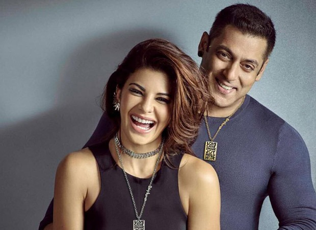 Salman Khan wishes his Kick 2 costar, Jacqueline Fernandez on her birthday