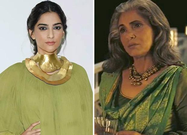 Sonam Kapoor watches Tenet at London theatre, praises Dimple Kapadia's performance