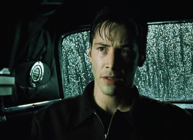 The Matrix 4 star Keanu Reeves says therhythm of filmmaking has been not really impacted amid the pandemic