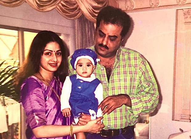 Boney Kapoor shares old pictures with Sridevi; says he misses her reaction to Janhvi's work in Gunjan Saxena