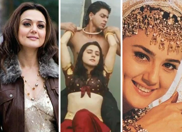 Preity Zinta captures 22-years of her career in a 30-second video; says 'Dreams do come true'