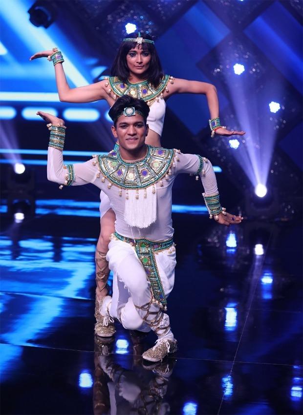 India's Best Dancer: Tiger Pop impresses Norah Fatehi with an Egyptian themed performance on 'Dilbar Dilbar'