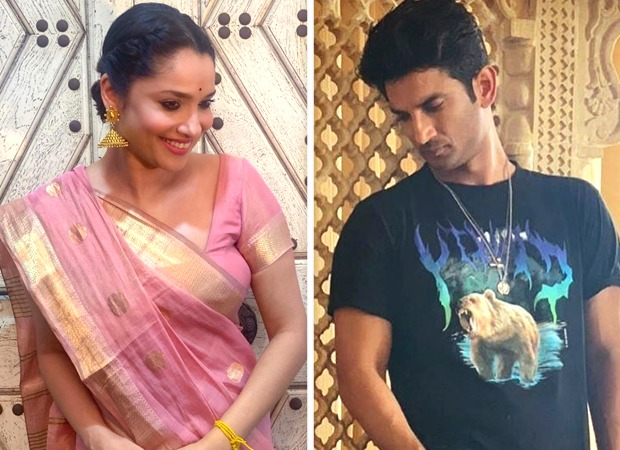 Ankita Lokhande was spotted buying plants as one of Sushant Singh Rajput's dreams was to plant a thousand trees