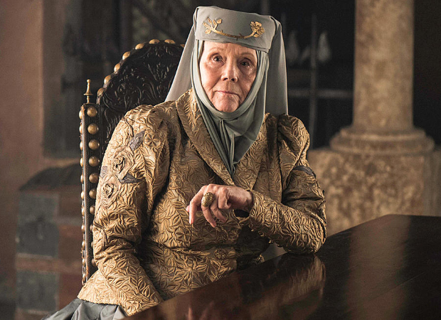 Game Of Thrones actressDiana Rigg, known for her role as Olenna Tyrell, passes away at 82
