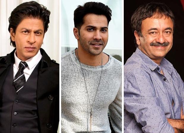 INSIDE SCOOP: When Shah Rukh Khan and Varun Dhawan were to team up on Munnabhai Reboot for Rajkumar Hirani?