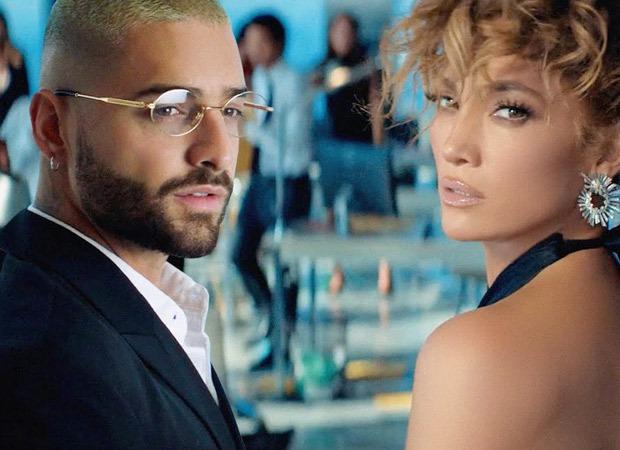 Jennifer Lopez and Maluma drop steamy 'Pa Ti + Lonely' music video