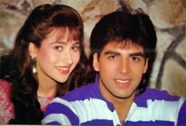 Kareena Kapoor Khan shares throwback photo of Karisma Kapoor with Akshay Kumar on his 53rd birthday