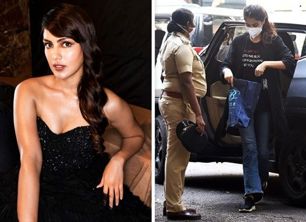 Rhea Chakraborty shifted to Byculla jail today after being arrested by NCB