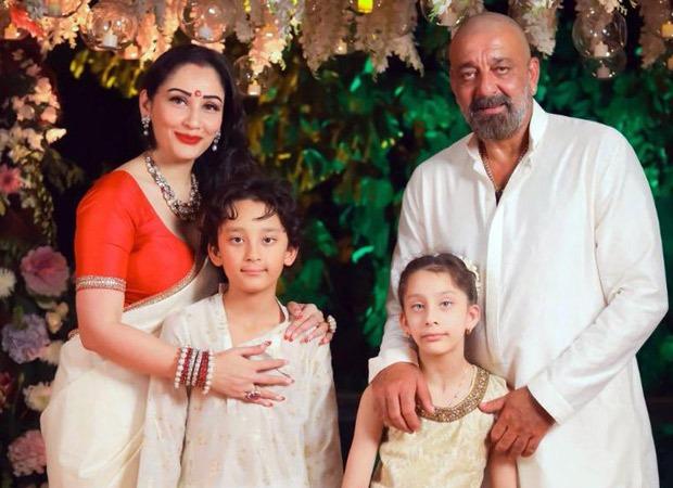 Sanjay Dutt and Maanayata Dutt head to Dubai for 10 days