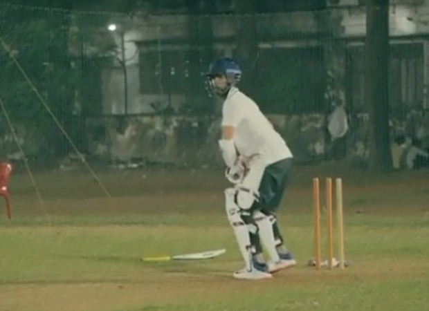 Shahid Kapoor shares a throwback video from the cricket practice for Jersey