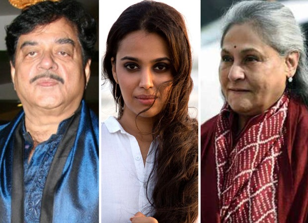 Shatrughan Sinha, Swara Bhaskar on Jaya Bachchan defending film industry in Parliament