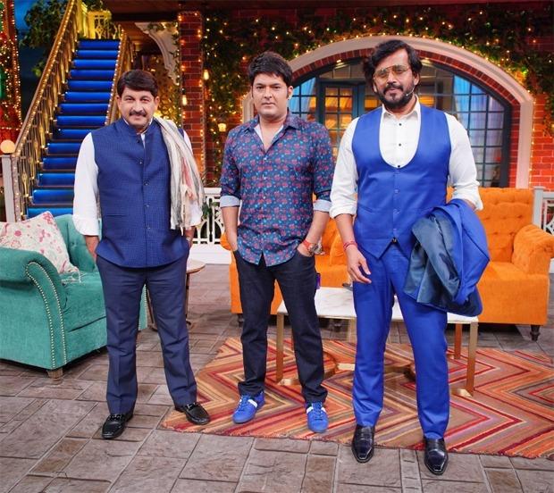 The Kapil Sharma Show: Bhojpuri actorsRavi Kishan and Manoj Tiwari are set for laugh riot