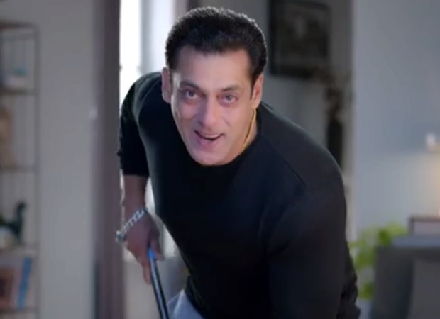 This BTS video of Salman Khan shooting for the promo of Bigg Boss 14 will get you even more excited!