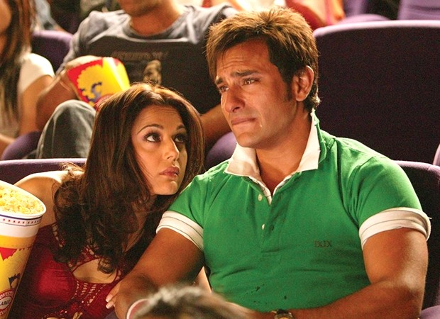 15 Years of Salaam Namaste: Preity Zinta says she stole most of Saif Ali Khan's bronzer during the shoot