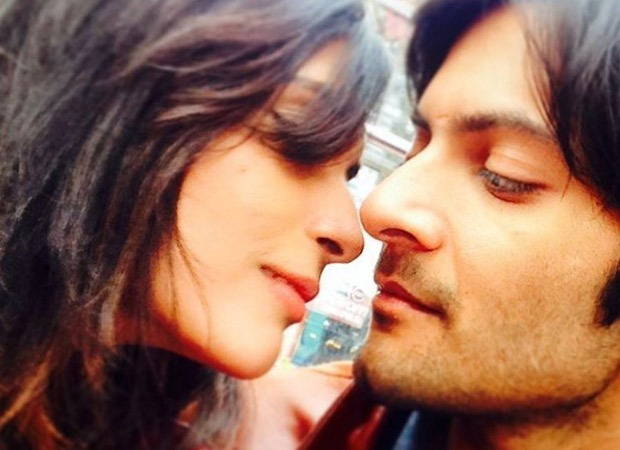 Ali Fazal shares a romantic picture with Richa Chadha and pens the sweetest note for her